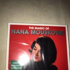 CDs de Música: THE MAGIC OF NANA MOUSKOURI 2CDS PRECINTADO. Lote 131382545
