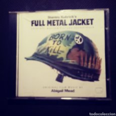 CDs de Música: FULL METAL JACKET. Lote 131386543