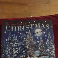 CDs de Música: THE VERY BEST OF CHRISTMAS 3CDS PRECINTADO. Lote 131390581