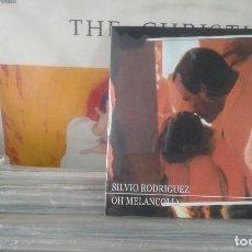 CDs de Música: SILVIO RODRIGUEZ -OH MELANCOLIA, PRECINTADO. Lote 145481908