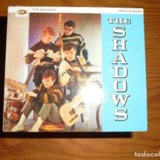 CDs de Música: THE SHADOWS. CD DIGIPACK. EMI, 1999. IMPECABLE. Lote 131410542