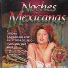 CDs de Música: NOCHES MEXICANAS - CD ALBUM DE 1999 RF-1092 , BUEN ESTADO. Lote 131413922