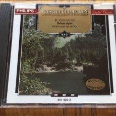 CDs de Música: R.STRAUSS, SINFONIA ALPINA, BERNARD HAITINK, PRESTIGE COLLECTION NUMERO 177. Lote 131429246