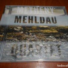 CDs de Música: METHENY MEHLDAU QUARTET. Lote 131430574