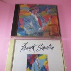 CDs de Música: LOE 2 CDS-FRANK SINATRA-DUETOS-VER FOTOS-BUEN ESTADO. Lote 131463318