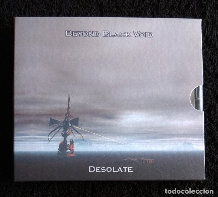 BEYOND BLACK VOID - DESOLATE CD - DOOM METAL (Música - CD's Heavy Metal)