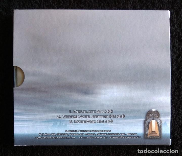 CDs de Música: BEYOND BLACK VOID - DESOLATE CD - DOOM METAL - Foto 2 - 131465402