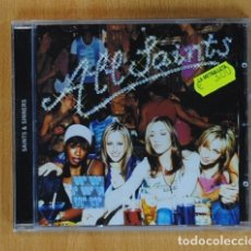 CDs de Música: SAINTS & SINNERS - ALL SAINTS - CD. Lote 131480969