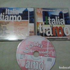 CDs de Música: MUSICA: ITALIA TI AMO (ABLN). Lote 131520342