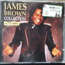 CDs de Música: JAMES BROWN COLLECTION BUEN ESTADO. Lote 131524678