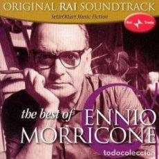 CDs de Música: THE BEST OF ENNIO MORRICONE CD BSO. Lote 85834356