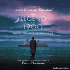 CDs de Música: THE LEGEND OF 1900 / ENNIO MORRICONE CD BSO. Lote 205734251