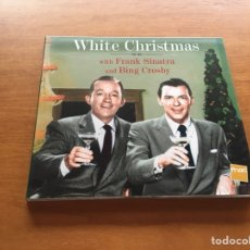 CDs de Música: CD - FRANK SINATRA & BING CROSBY. WHITE CHRISTMAS. Lote 131543869