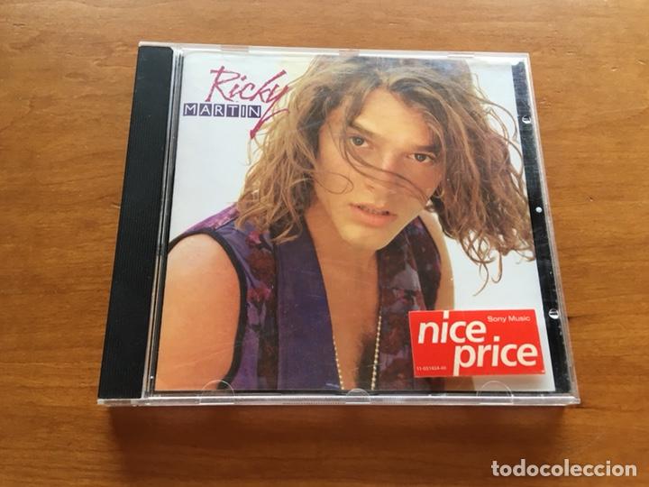 CD - RICKY MARTIN. 1997 (Música - CD's Latina)