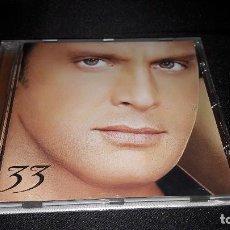 CDs de Música: LUIS MIGUEL - 33 BUEN ESTADO . Lote 131571106
