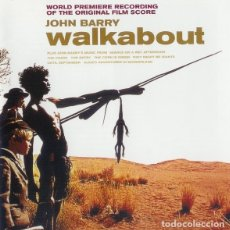 CDs de Música: WALKABOUT / JOHN BARRY CD BSO. Lote 43717454