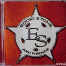 CDs de Música: EDDIE STONE AND FRIENDS...COUNTRY-ROCK SUREÑO. Lote 131590418