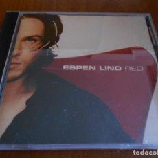 CDs de Música: ESPEN LIND RED. Lote 131625530