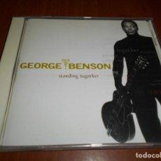CDs de Música: GEORGE BENSON-STANDING TOGETHER. Lote 131625830