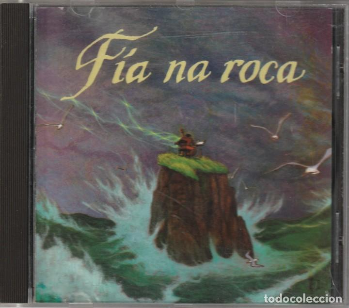 FIA NA ROCA (CD COURDA FROUXA 1993) FOLK PROG GALLEGO · LUIS DELGADO (Música - CD's World Music)