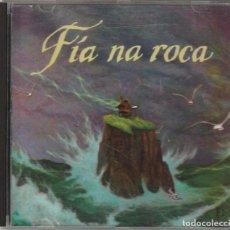 CDs de Música: FIA NA ROCA (CD COURDA FROUXA 1993) FOLK PROG GALLEGO · LUIS DELGADO. Lote 131631494