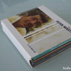 CDs de Música: THE BEST OF DEAN MARTIN 3 CD BX SET CAJA – MUSICA ROMANTICA SUS MEJORES CANCIONES VEANSE TITULOS. Lote 131640646