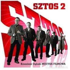 CDs de Música: SZTOS 2 / KRZESIMIR DEBSKI CD BSO. Lote 97409907