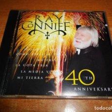 CDs de Música: RAY CONNIFF 40TH ANNIVERSARY CD ALBUM DEL AÑO 1995 ESPAÑA CONTIENE 16 TEMAS MUY RARO. Lote 131648654