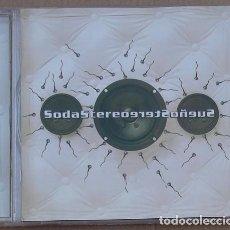 CDs de Música: SODA STEREO - SUEÑO STEREO (CD) 1995 - 12 TEMAS - ED. ARGENTINA. Lote 131653318