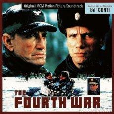CDs de Música: THE FOURTH WAR / BILL CONTI CD BSO. Lote 49041796