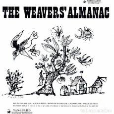 CDs de Música: THE WEAVERS - ALMANAC - CD (VANGUARD, 1963) NUEVO. Lote 131657894