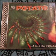 CDs de Música: POTATO: COMO EN SUEÑOS CD SKA, REGGAE. Lote 131665682