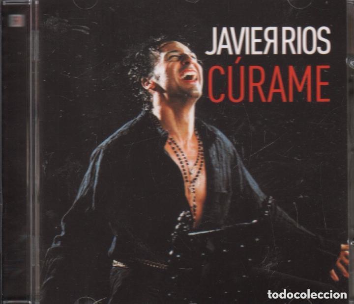 JAVIER RIOS / CURAME / CD ALBUM , RF-1126, BUEN ESTADO (Música - CD's Pop)