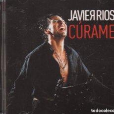 CDs de Música: JAVIER RIOS / CURAME / CD ALBUM , RF-1126, BUEN ESTADO. Lote 131668694