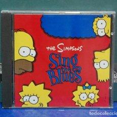 CDs de Música: THE SIMPSONS. SING THE BLUES. GEFFEN 1990. CD. Lote 131686626