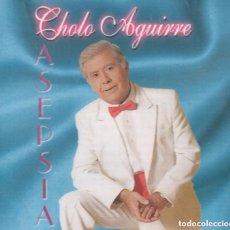 CDs de Música: CHOLO AGUIRRE - ASEPSIA CD ALBUM 1998 RF-1155, BUEN ESTADO. Lote 131695550