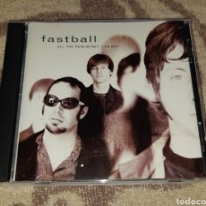 CDs de Música: FASTBALL - ALL THE PAIN MONEY CAN BUY. Lote 131715657