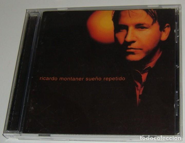 CD - RICARDO MONTANER - SUEÑO REPETIDO - HECHO EN COLOMBIA - MONTANER (Música - CD's Latina)