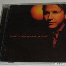 CDs de Música: CD - RICARDO MONTANER - SUEÑO REPETIDO - HECHO EN COLOMBIA - MONTANER. Lote 131732166