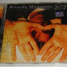 CDs de Música: CD - RICARDO MONTANER - SUMA - HECHO EN COLOMBIA - MONTANER. Lote 131732758