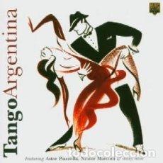 CDs de Música: TANGO ARGENTINA. Lote 131739810