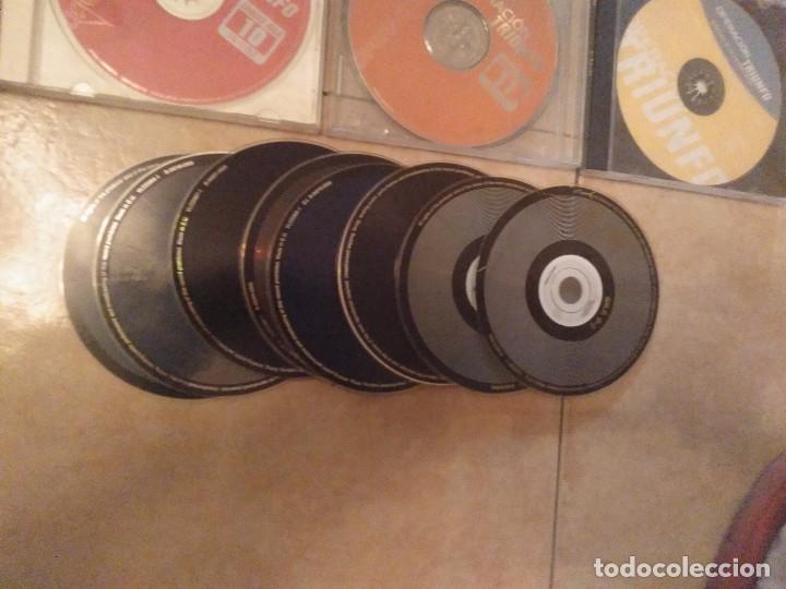 CDs de Música: LOTAZO 24 CDS OPERACION TRIUNFO MIRAR DESGLOSE EN INTERIOR - Foto 4 - 131743782