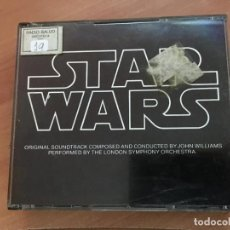 CDs de Música: STAR WARS JOHN WILLIAMS 2 CD 16 TRACK GERMANY (CDI17). Lote 131752534