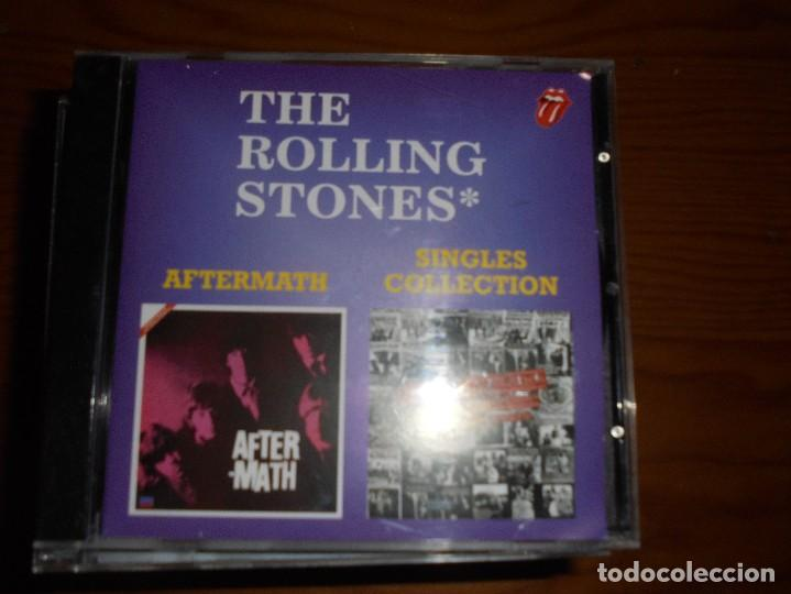 The rolling stones  aftermath / singles collect - Sold
