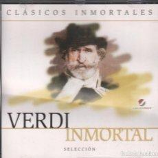 CDs de Música - VERDI INMORTAL - CLASICOS INMORTALES / CD GRUPO JOLY , RF-1167 - 131779794
