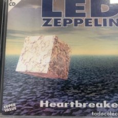 CDs de Música: CD X 2-LED ZEPPELIN ?– HEARTBREAKER (CLASSIC ROCK) UNOFFICIAL. Lote 131783262