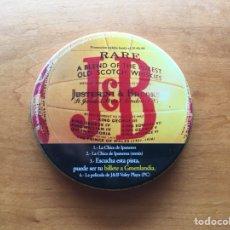 CDs de Música: MINI CD J&B LA CHICA DE IPANEMA. Lote 131853861