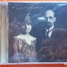 CDs de Música: CD DE CHILI. A JUAN RAMÓN JIMÉNEZ. Lote 131857030