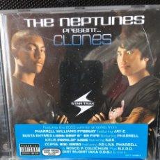CDs de Música: THE NEPTUNES-PRESENT CLONES-2003. Lote 131886074