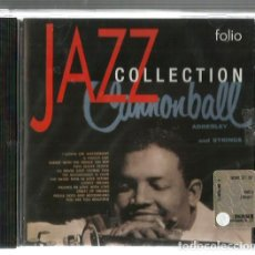 CDs de Música: CD CANNONBALL ADDERLEY AND STRINGS : JUMP FOR JOY . Lote 131910286